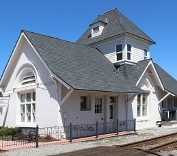 Franklin Train Station