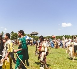 Pow Wow Participants