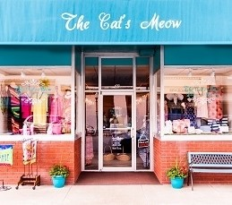 The Cats Meow Storefront