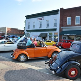 Franklin Cruise In- July 24, 2019