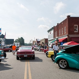 Franklin Cruise In- July 31, 2019