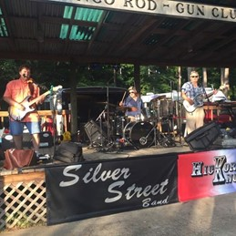 We Be Jammin' presents the Silver Street Band