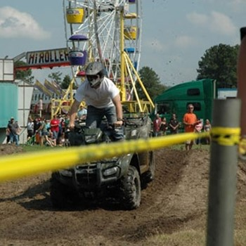 Franklin Southampton Tourism Atv Race Track