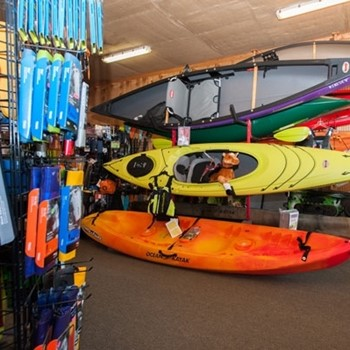 Franklin Southampton Tourism Blackwater Outfitters Kayak Shop