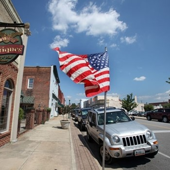 Franklin Southampton Tourism Downtown Franklin