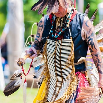 Franklin Southampton Tourism Indian Pow Wow