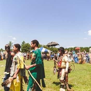 Franklin Southampton Tourism Pow Wow Participants