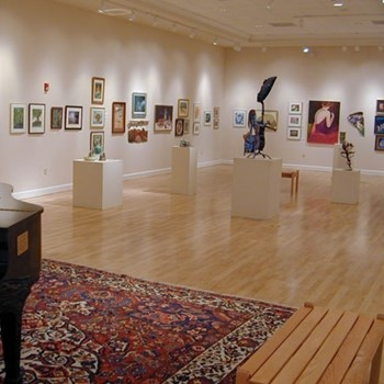Franklin Southampton Tourism Rawls Museum Arts Gallery