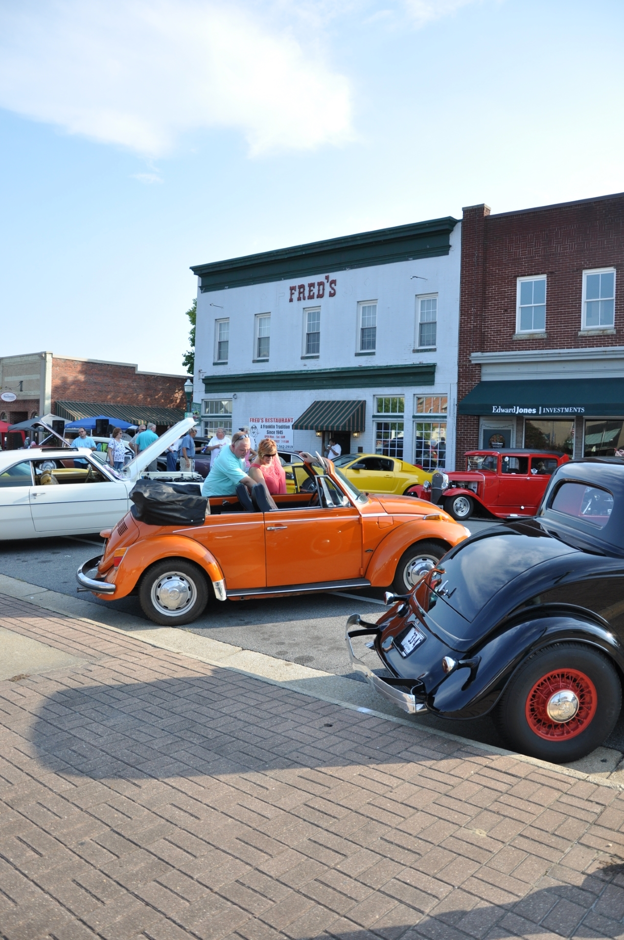 Franklin Cruise In- June 12, 2019