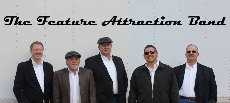 We Be Jammin' presents Feature Attraction Band
